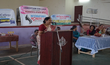 WOMENS DAY CELEBRATIONS