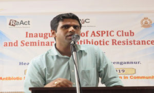 ASPIC Club on Antibiotic resistance